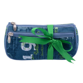 Cartera Para Mujer Jennyfer 7113-2 Practica - Azul