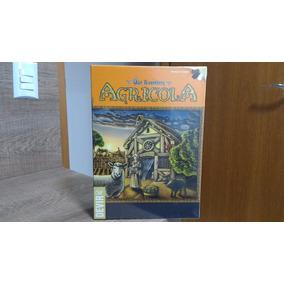 Board Game - Agricola ( Edição Revisada 2016 ) - Devir Br