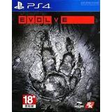 Evolve Ps4 Nuevo Sellado Game Sport Chile