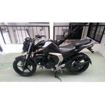 Yamaha Fz 2.0 Negra