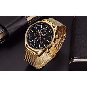 0d16a956a19 Relogio Invicta Masculino Dourado Original Barato - Relógios De ...