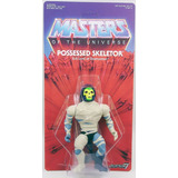 He Man Possessed Skeletor Motu Vintage Retro Super7 Nuevo