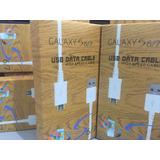 Cabo Celular V8 No Atacado Kit Com 10 Pecas Samsung Lg