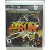 Need For Speed The Run Para Ps3 Usado
