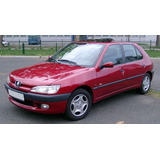 Manual Integral Taller Peugeot 306 Despiece Completo Español