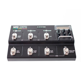 Pedaleira Para Guitarra Line 6 M9 - Loja Nf+garantia