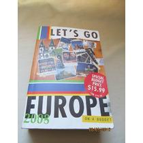 Guía De Viaje A Europa Ingles Lugares Donde Comer Hospedarse