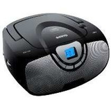 Radio Grabador Sanyo Mdx1005 Cd Mp3 Usb 150w