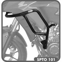 Protetor Motor/carenagem Scam - Honda Cb 500x - S/ Pedaleira