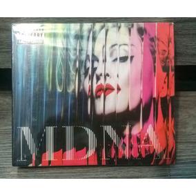 Madonna Mdna ( Cd Deluxe Edition/versão Especial ) Lacrado