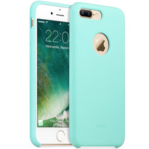 Estuche Iphone 7 Plus Silicona Slim Fit Protección Gota Sedo