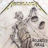 Metallica And Justice For All Nuevo Sellado Importado De Ee.