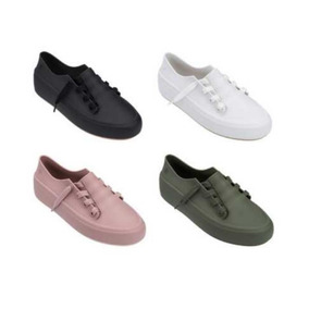 Melissa Peace Preta N.36 Cole o Power Of Love Sapatilhas - Sapatos ... 61580d10ff