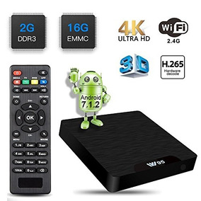 [upgraded Super Android Tv Box] Grogou Vv95 7.1.2 Android Tv