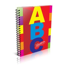 Cuaderno Rivadavia Abc Espiralado X100h Pack X5