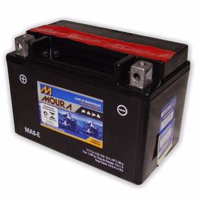 Bateria 8 Ah Ma8-e Honda Vt 600 Shadow Original - Moura