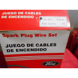Cable De Bujía Ford Festiva 4 Cilindro