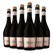 Espumante Cruzat Cuvée Rosé Extra Brut Caja X 6 X 750ml.