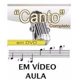 Aulas De Canto - Curso Em 2 Dvds - Toi