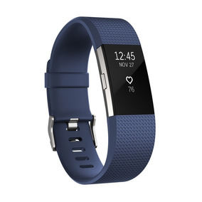 Fitbit Fitness Wristband Charge 2 L Blue