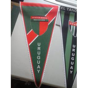 Colección Banderines De Primera División De Uruguay