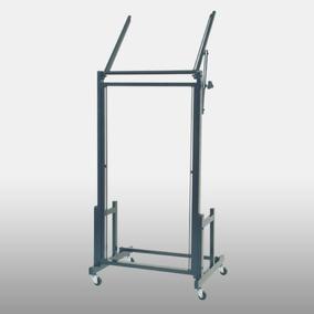 Rack Para Periféricos E Mesa De Som - Vector Rf-90