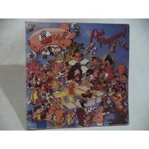 ¡ Que Payasos ! 1988 Lp Con Letras Rock Mexicano Coleccion
