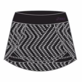 Saia Shorts Asics W Fitness Skort Jacquard Tennis Squash