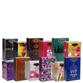 Kit 5 Perfume Cuba - Atacado Escolha Sua Fragrância