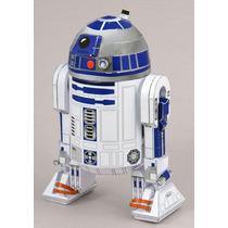 Star Wars R2-d2 Papercraft Para Imprimir Pdf