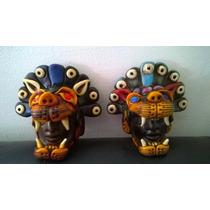 Silbato Prehispánico (sonido De Jaguar) Envío Gratis