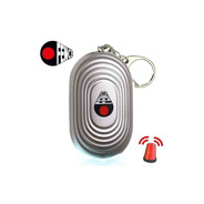 Personal Alarm Keychain Self Defense & Safesound Securit