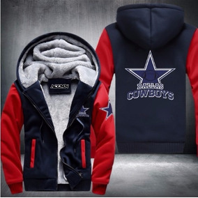 Blusa Jaqueta Moleton Dallas Cowboys Futebol Americano