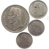 Lrbl. Coleccion Monedas De Niquel Uno Por Año De Acuñacion