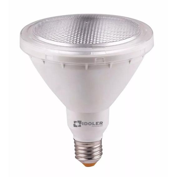 Lámpara Led Par38 E27 17w 220v Blanco Frió Exterior Ip65 Off