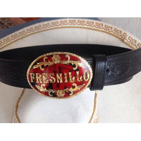 Hebilla De Fresnillo Con Cinto