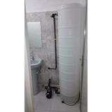 Tanque De Agua Cilíndricos Sistema Completo Apartamento