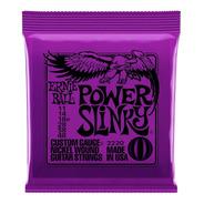 Encordado Guitarra Ernie Ball 011 Power Slinky 2220 Leomusic