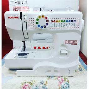 Nueva Janome Sew Mini Deluxe 10p. Ideal Niñas De 8 A 12 Años