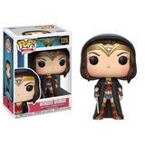Funko Pop Dc Mujer Maravilla Wonder Woman Movie Cloak 229