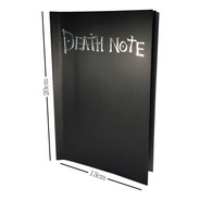 Death Note Libreta Light Ryuk L Misa Todas Reglas En Español
