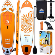 Tabla Sup Stand Up Paddle Inflable 140 Kg Courage 2019 Ttw