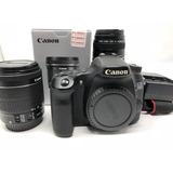 Camara Canon 70d Con 3 Lentes, Ideal Para Bloggers Y Fotogra