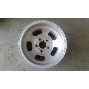 Rin De Aluminio 15x8.5 De Frijolito De Pick Up Chevrolet 68