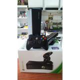 Xbox Slim 360 Original + Kinect + Juegos De Regalo- Usada