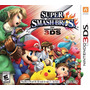 Juegos Digitales 3ds!!! Super Smash Bros. 3ds!!!