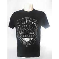 Camisa Guess Masculina Original Preta Usa + Frete Grátis