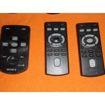 Control Remoto Auto Estereo Sony