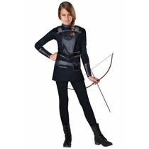 Disfraz Hunger Games Juegos Del Hambre Katniss Para Niñas