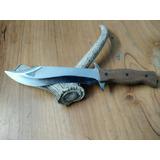 Cuchillo Artesanal Estilo Caza 29cm.